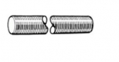 Závitová tyč nerez AISI304, M6
